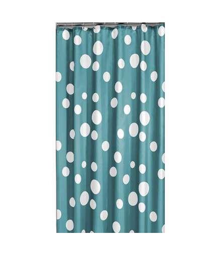 Штора для ванной комнаты PCV 180*200 см Bubbles Aqua 10821330, Sealskin