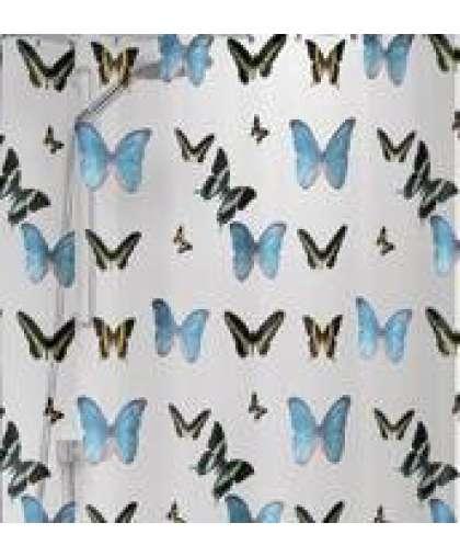 Штора для ванной комнаты PCV 180*200 см Butterfly 210571302, Sealskin