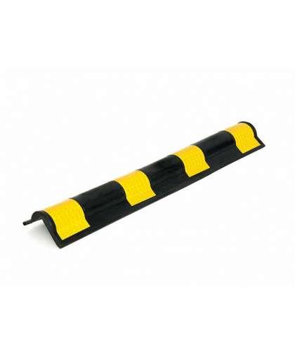 Угловой отбойник для стен скругленный резина 80 см (15) V.I.G.I. GS-06 0000000585, Standartpark