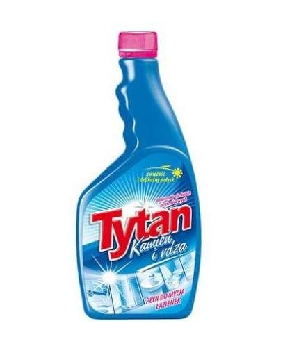 Жидкость для мытья ванных комнат камень и ржавчина 500 г, Tytan