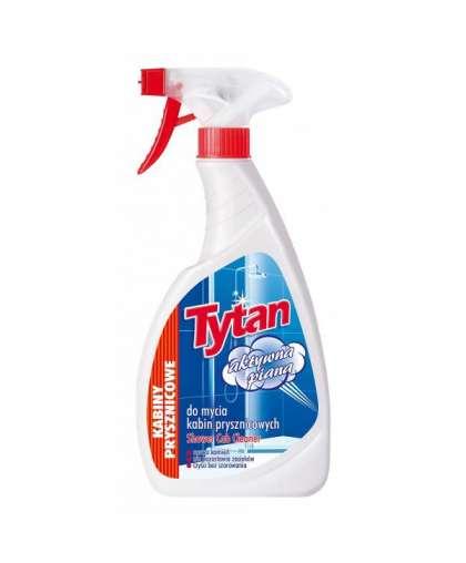 Жидкость для чистки душевых кабин спрей 500 г, Tytan