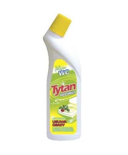 Гель для чистки туалета Tytan жёлтое 700 г