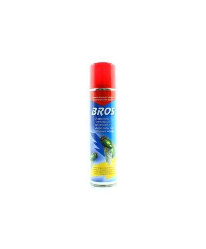 Аэрозоль от летающих насекомых Bros 250 мл