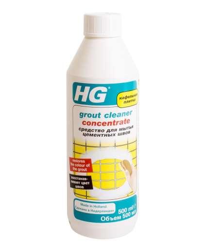 Средство для мытья цементных швов HG 0.5 л