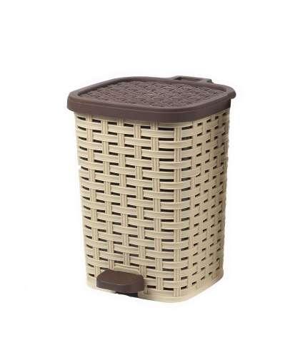 Корзина для мусора 6 л 01052R
