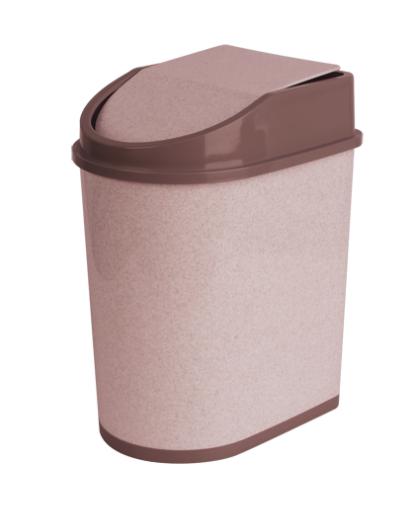 Корзина для мусора 8 л М2481, Idea
