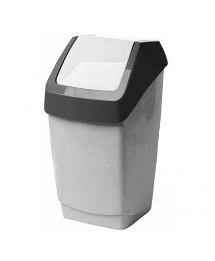Корзина для мусора 15 л Хапс М2471, Idea