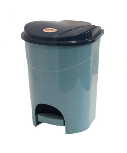 Корзина для мусора 11 л М2891 с педалью, Idea
