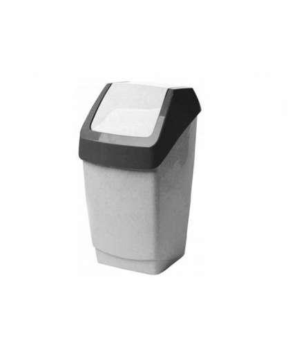 Корзина для мусора 25 л Хапс М2472, Idea