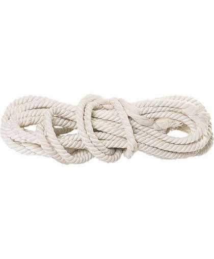 Веревка крученая хлопчатобумажная D14 мм Сибртех 94003 11 м
