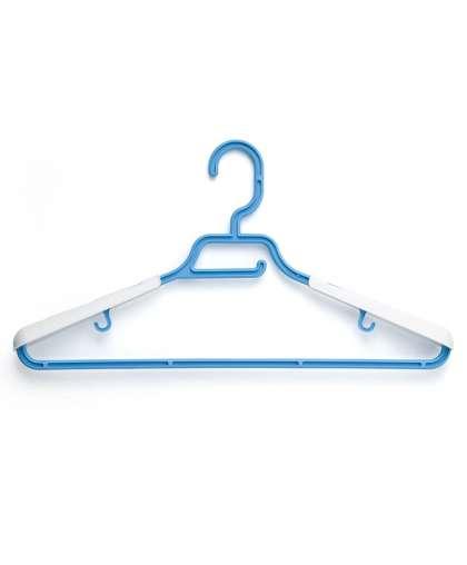 Вешалка для одежды Optimplast с раздвижными плечиками в ассортименте