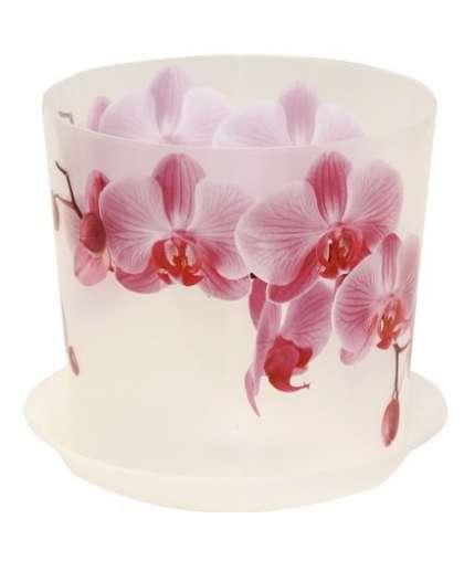 Кашпо Idea Деко М 3105 орхидея