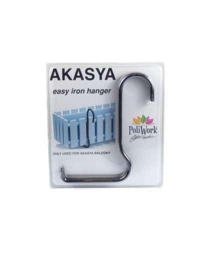 Держатель металлический для кашпо PoliWork Akasya Balcony арт. AB60IEH код 499464