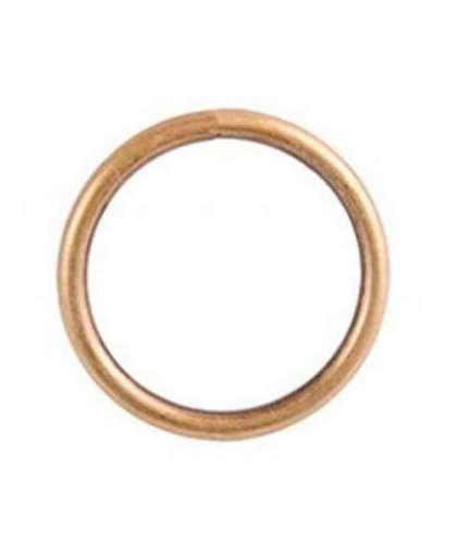 Кольцо шумное Lm Decor YR001 16/19 мм 10 шт антик