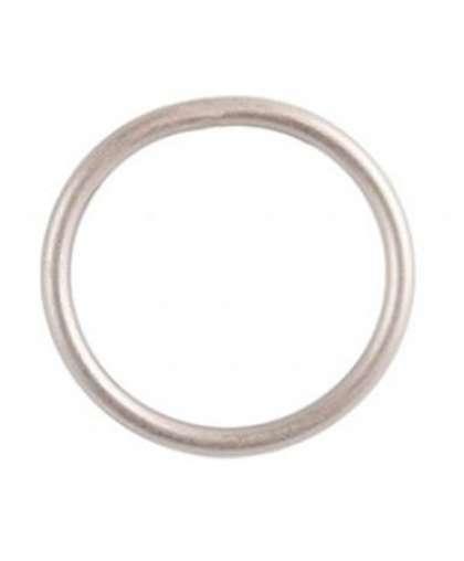 Кольцо шумное Lm Decor YR001 16/19 мм 10 шт сатин