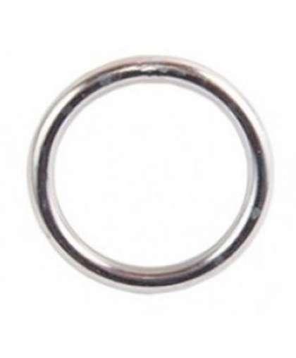 Кольцо шумное Lm Decor YR001 16/19 мм 10 шт хром
