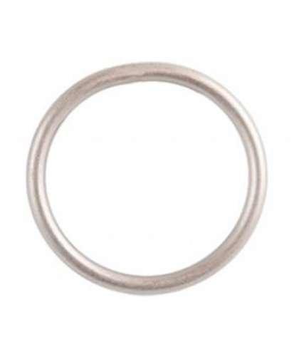Кольцо шумное Lm Decor YR001 25 мм 10 шт сатин
