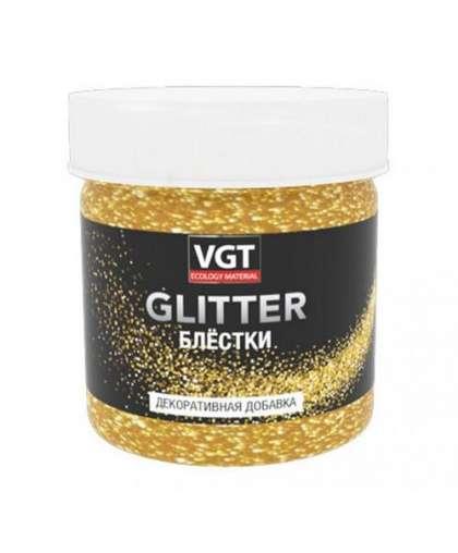 Блестки VGT Pet Glitter 0.05 кг Золото