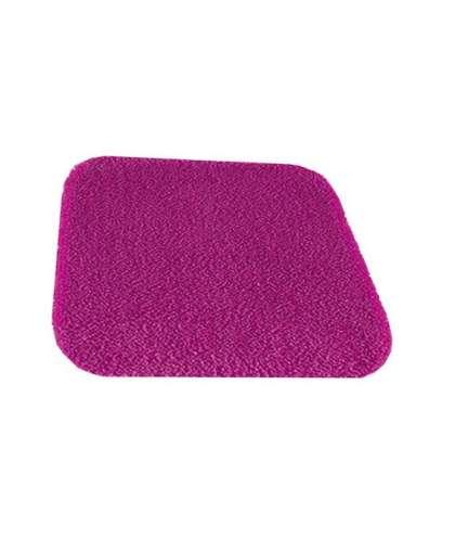 Коврик для ванной комнаты Confetti Miami 50*57 см фуксия