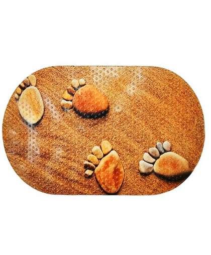 Spa-коврик для ванной Aqua-prime Ножки 68*38 cм