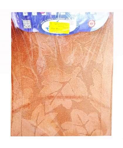 Коврик для ванной комнаты PP 60*100 см кирпичный, Shahintex