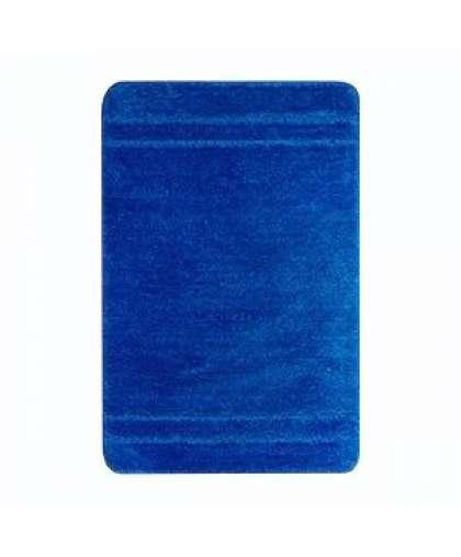 Коврик для ванной комнаты Banyolin Economic 55*90 см синий