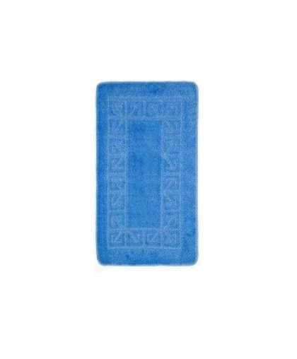 Коврик для ванной комнаты Banyolin Economic 55*90 см голубой