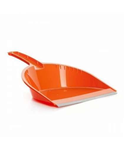 Совок с резинкой Стандарт оранжевый, Idea