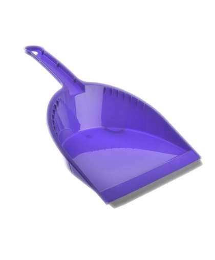 Совок с резинкой Стандарт фиолетовый, Idea М 5191
