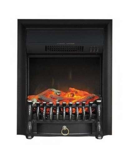 Электрокамин Royal Flame Fobos FXM Black BLT-9999B-5M BL 2 кВт