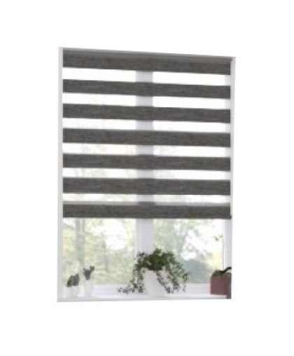 Рулонная штора Lm Decor Винтаж ДН LB 50-03 48*160 см серый