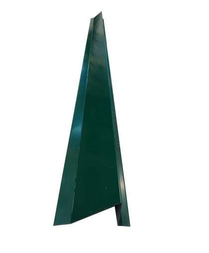 Планка снегозадержателя Кронекс Групп 6005 зеленый
