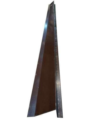 Планка снегозадержателя Кронекс Групп 8017 коричневый