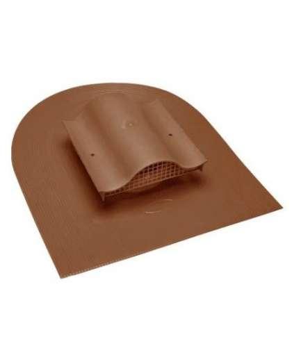 Кровельный вентиль СОФТ-КРВ (БЧ) коричневый М-14.72