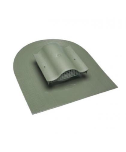Кровельный вентиль СОФТ-КРВ (БЧ) зеленый М-14.73