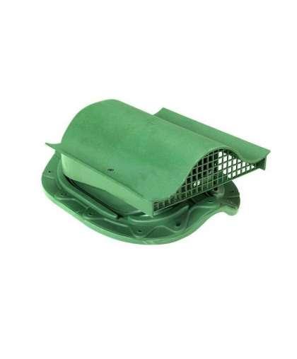 Кровельный вентиль МОНТЕ-КРВ зеленый М-14.86