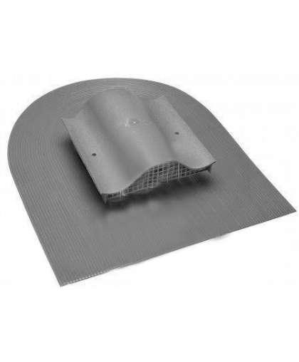 Кровельный вентиль СОФТ-КРВ (БЧ) серый М-14.76