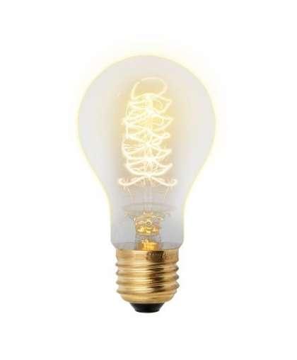 Лампа накаливания Vintage IL-V-A60-40/GOLDEN/E27 CW01, Uniel