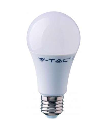 Светодиодная лампа  V-TAC 9 Вт А60 Е27 220В 50Гц 3000К VT-210 SKU-228