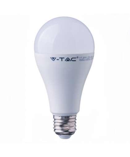 Лампа светодиодная 9Вт А60 Е27 220В 50Гц 4000К, V-TAC