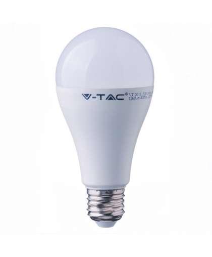 Лампа светодиодная 9Вт А60 Е27 2700К VT-2099, V-TAC