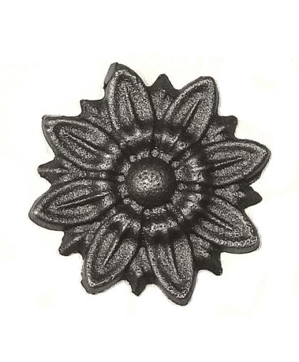 Кованый элемент цветок 14.083.03-К