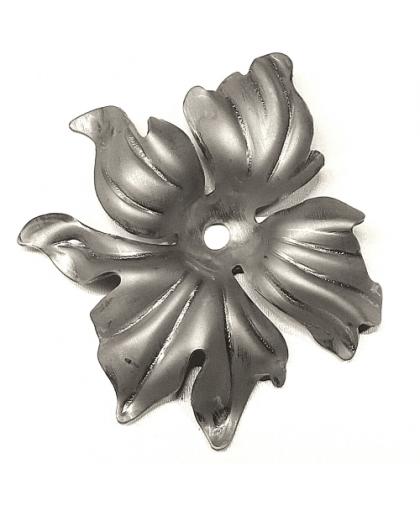 Элемент декоративный штампованный цветок 14.087.30-Т