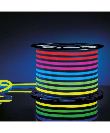 Лента светодиодная Elektrostandard Гибкий неон LS001 220V RGB  12W 80Led 5050 IP67 односторонний