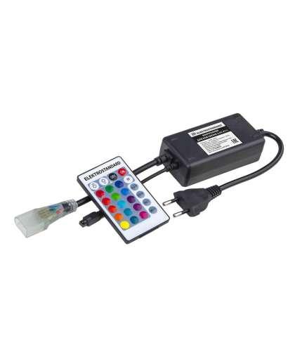 Контроллер для осветительного оборудования ETP LSC 011 Контроллер для неона LS001 220V 5050 RGB