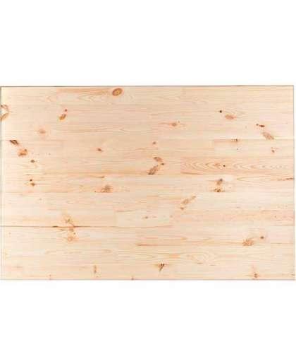 Столешница прямоугольная Меленки Лес сорт АВ хвоя 28*800*1800 мм