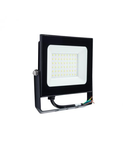 Прожектор Truenergy Power Plus 13050 светодиодный 50W 6500K IP65 черный