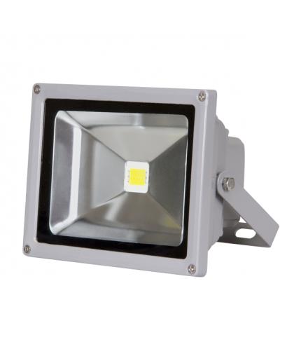 Прожектор светодиодный Jazzway PFL -RGB-C/GR 20w IP65 драйвер в комплекте 1005908
