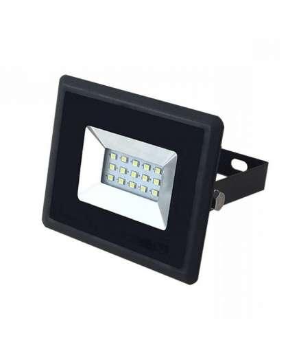 Прожектор светодиодный  10W 850 Лм 4000K черный SKU-5941, V-TAC