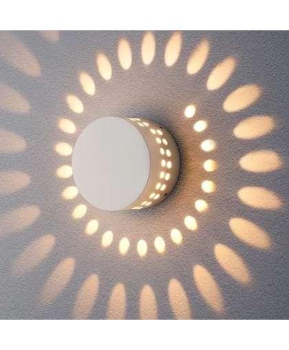 Светильник Elektrostandard Arkada 1585 Techno LED садово-парковый со светодиодами белый